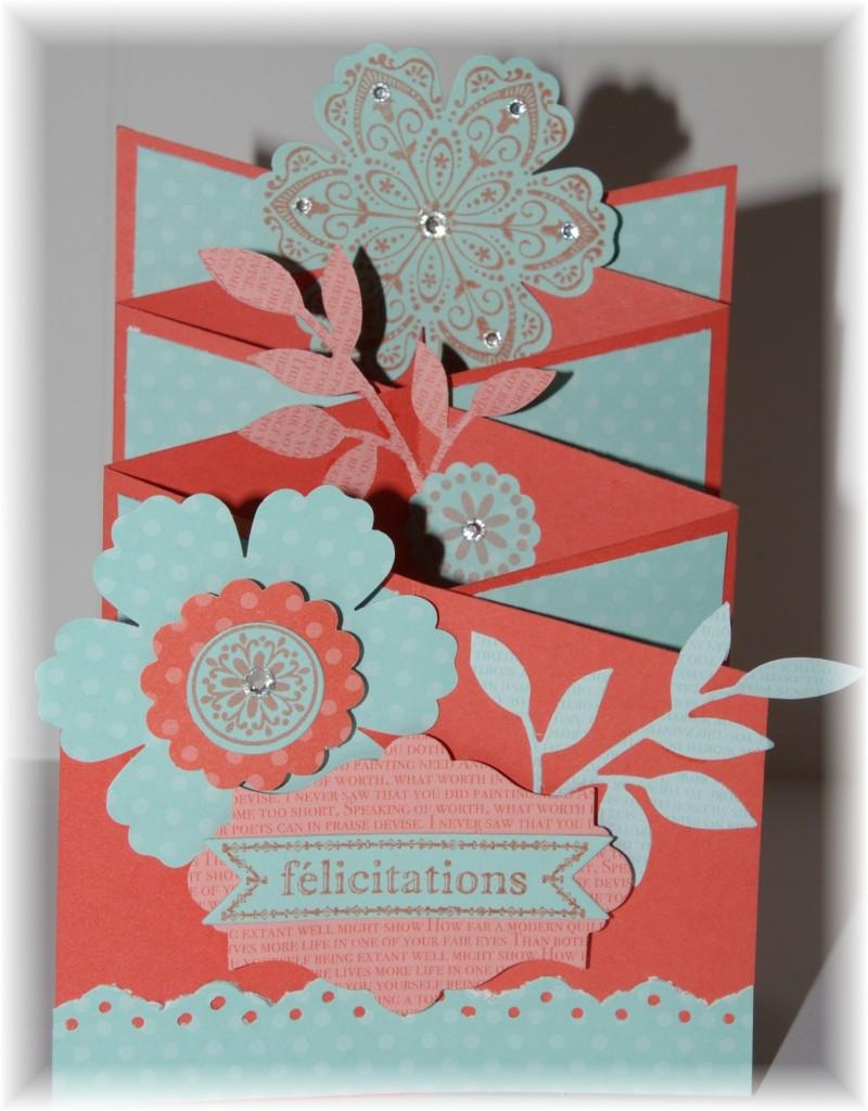 Une carte cascade dans Cartes de felicitations carte-cascade