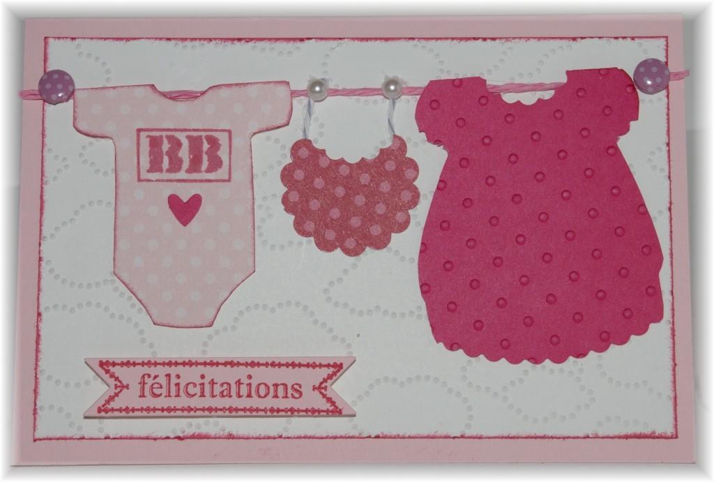 Une carte de félicitations naissance dans Cartes de felicitations naissance-elsa